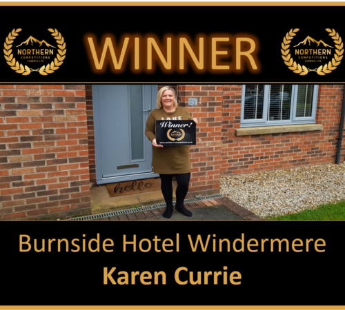 night's stay for 2 at the burnside hotel Windermere